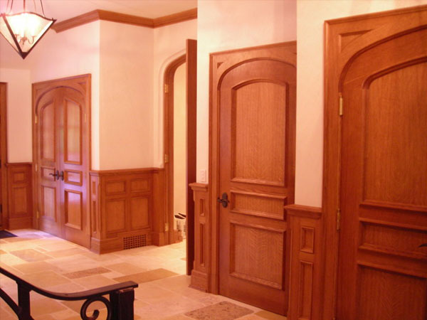 Interior Doors and Molding