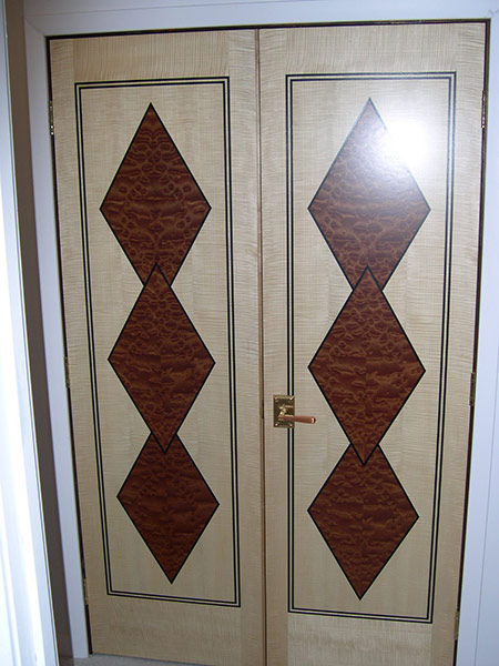 Custom Designed Doors