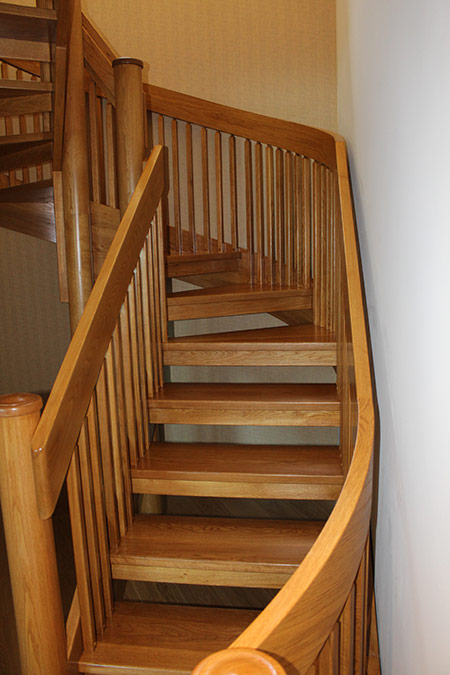 Custom Built Stairwell